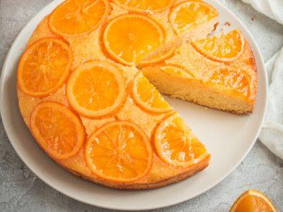 Gâteau oranges