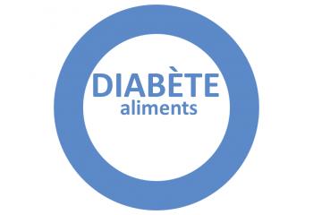 Logo diabète aliments