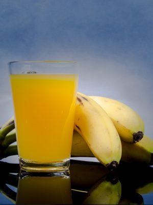 jus banane
