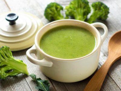 soupe brocoli curcuma