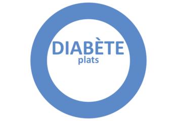 logo diabète plats