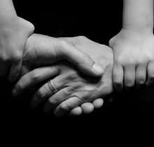 black-and-white-connected-hands-love-265702