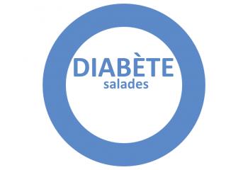 Logo diabète salades